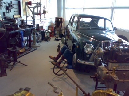 foto museo auto verona