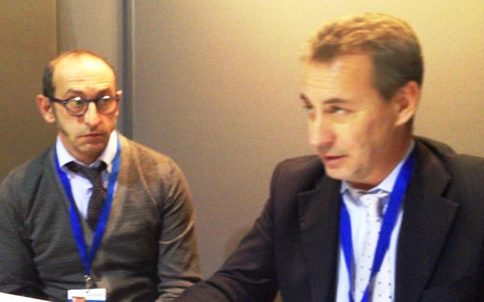 Evolgo: Il consigliere Enrico Morando ed il presidente Massimo Tosetti