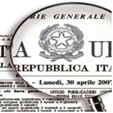 Decreto ministeriale del 28 maggio 1999 n 329