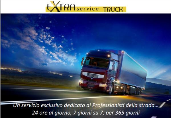 EST extra service truck