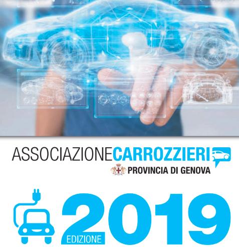 Annuario dei carrozzieri, periti, compagnie di Genova