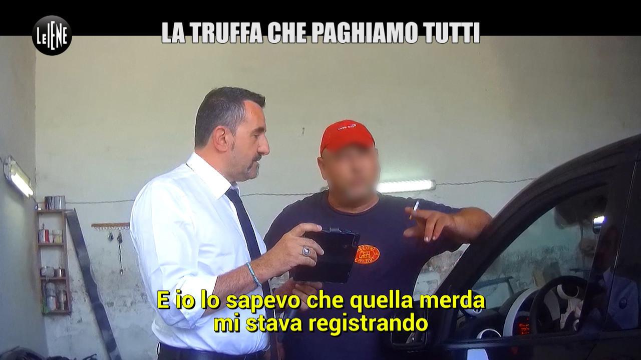 """Truffa all'assicurazione: """"Con 300 euro ne guadagni 5mila"""" – Le Iene"""