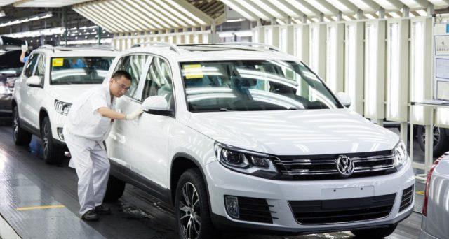 Case auto esposte all'effetto domino del coronavirus, Volkswagen la più colpita – Carrozzeria