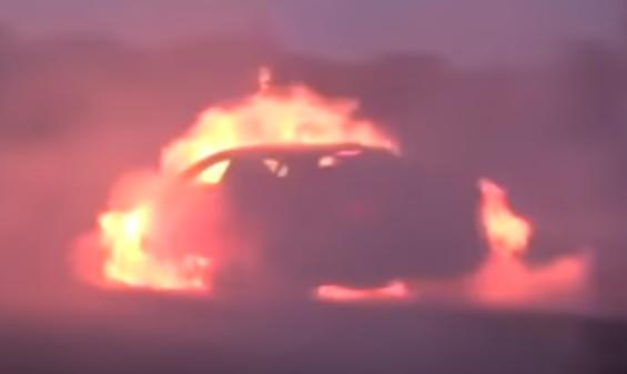 Perizie sugli incendi dei veicoli